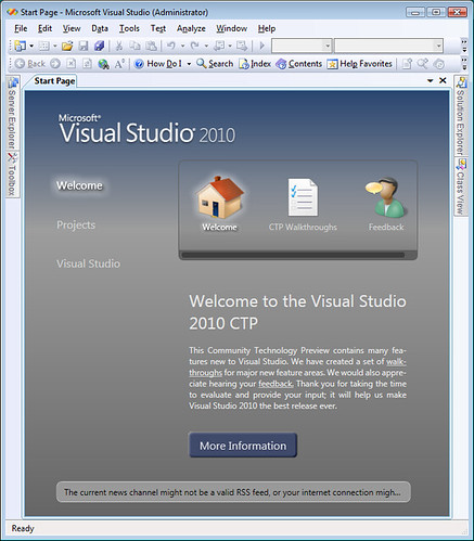What you can do with Visual Studio 2010?