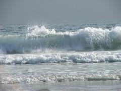 Waves on Coronado Beach