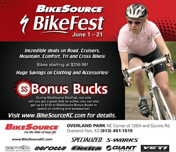 BikeFest 2009 @ BikeSource