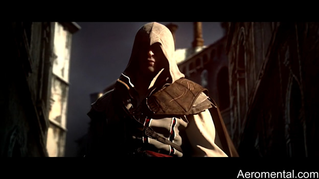 Assassin's Creed II Ezio E3