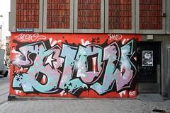 Blow, Copenhagen, 2009 (KET ONE) Tags: copenhagen graffiti pieces blow ket alanket