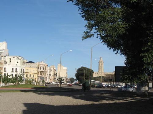 Vista ciudad, Montevideo