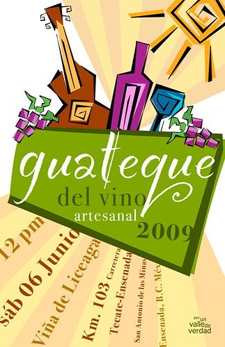2009 Guateque Poster