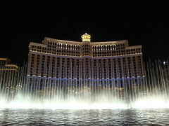 Fountains at Bellagio Hotel & Casino