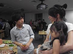 R0010062 (atsushi.nishio) Tags: party kmd keio