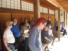 Motssers at the Japanese Garden