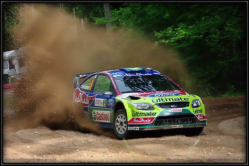 Rally poland 2011