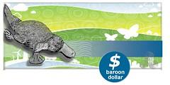 Baroon Dollar logo
