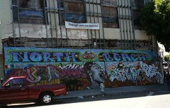 North Beach mural