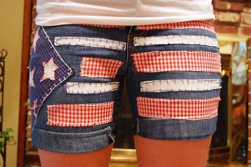 July 4 Shorts