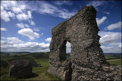 Dunnideer Hill Fort II