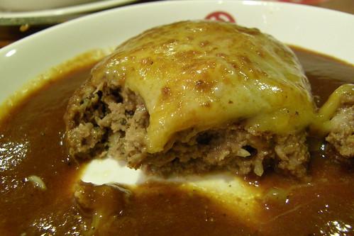 11.香濃起司漢堡排 (單點) (2)