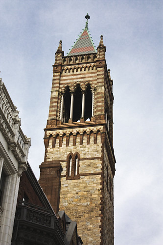 Old South Church Tower
