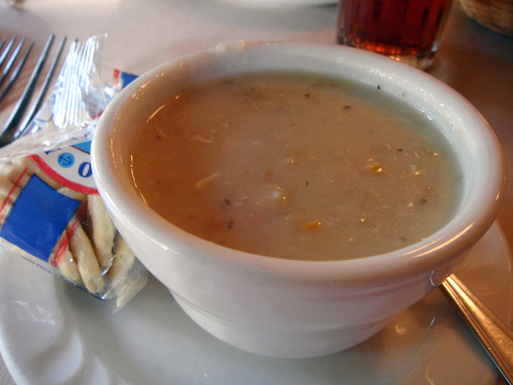 Pacific Chowder