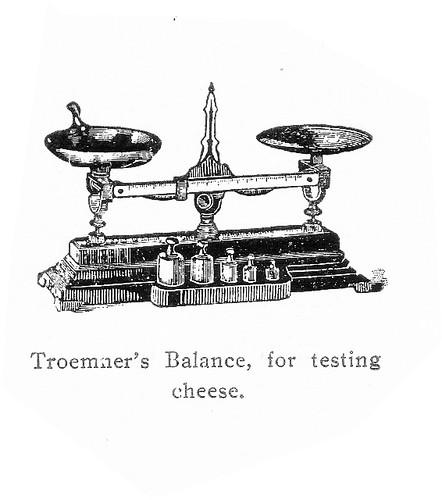 Troemners Balance