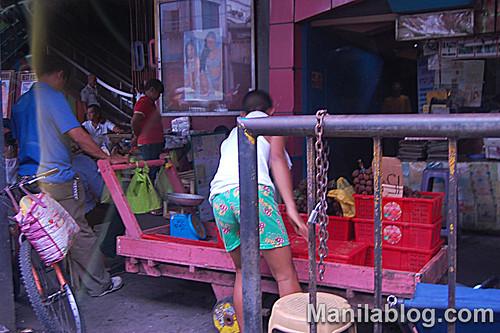 Street Vendor Manila
