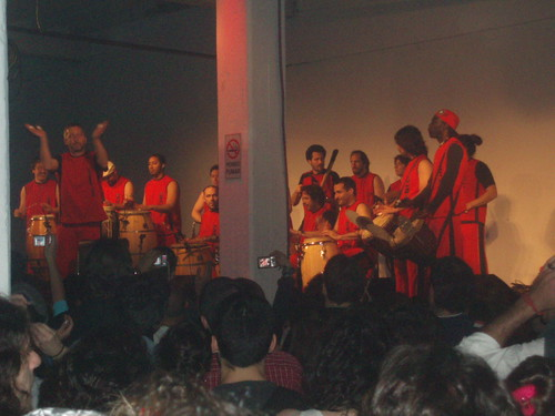 La Bomba del Tiempo & Cafe Tacuba @ C. Cultural Konex 19/10/09