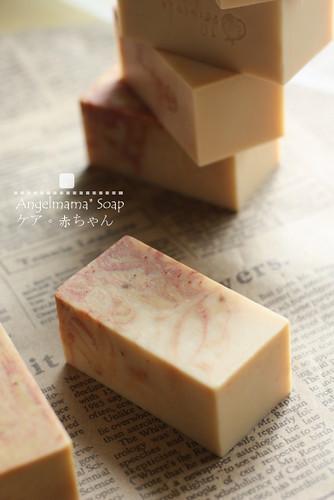 天使媽媽手工皂 029