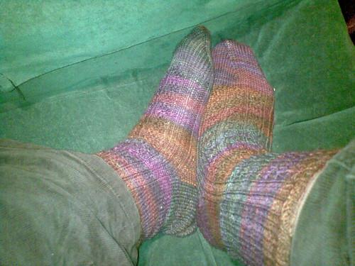 Canal du midi socks