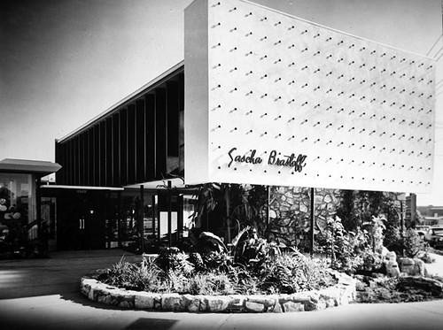 Sascha Brastoff Ceramics Factory
