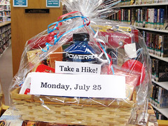 Summer Reading Club Raffle Week #4