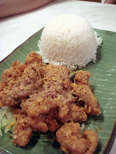 Buttermilk chicken@Lil Sg