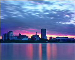 ~40 Second Sunset~ (ViaMoi) Tags: city longexposure travel pink blue sunset summer sky sun ontario canada colour reflection art nature water beautiful weather clouds digital canon reflections landscape photography long exposure photographer image ottawa capital newmedia creative silk canadian explore reflect adobe saturation nd create concept hull satin polarizer 2008 ottawariver naturalist cubism blueribbonwinner supershot ottawacanada 40d mywinners abigfave platinumphoto anawesomeshot colorphotoaward impressedbeauty aplusphoto skycloudssun ultimateshot diamondclassphotographer citrit theunforgettablepictures canon40d betterthangood viamoi goldstaraward photographybyviamoi damniwishidtakenthat 100commentgroup museunofcivilization