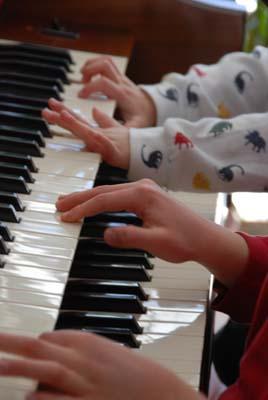 organ duet