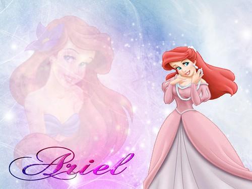 Princess Ariel Wallpaper