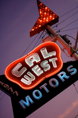 Cal West Motors