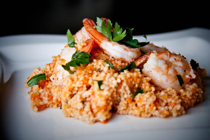Shrimp Scampi-700