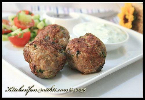 greek-meatball