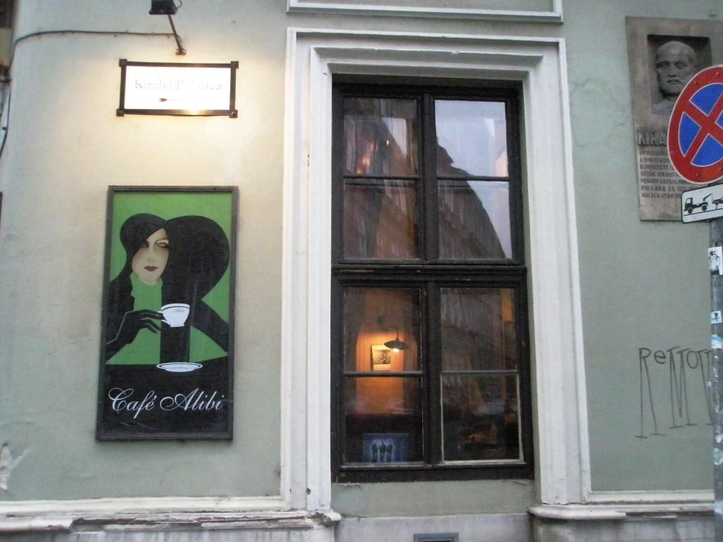 cafe alibi