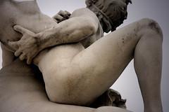 Le Centaure Nessus enlevant Déjanire (Yvan LEMEUR) Tags: sculpture paris art statues tuileries jardindestuileries centaure mythologie nessus marqueste laurenthonorémarqueste déjanire