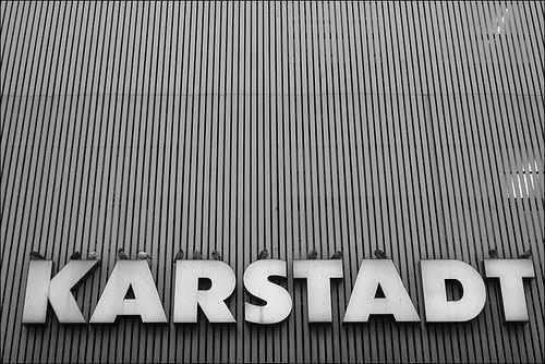 Karstadt Interessent Mitarbeiter entlasssen