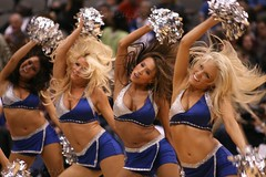 Mavs Dancers (MattyV53) Tags: hot sports girl basketball sport dance dancers action matthew games cheer athletes cheerleader nba mavs mavericks dallasmavericks mavsdancers visinsky matthewvisinsky mattyv53 mattvisinsky