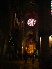 Inside la Seu