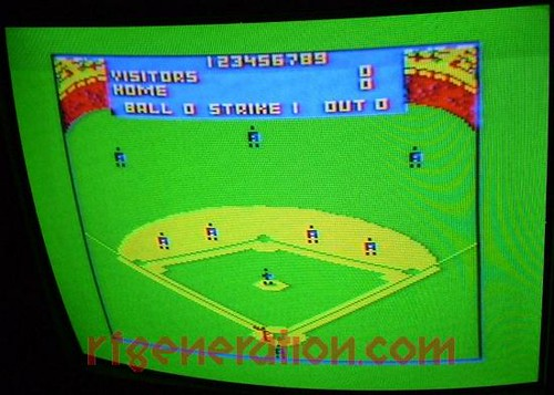 Color Baseball, 1983