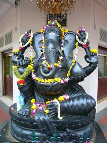 Ganesh statue, Little India