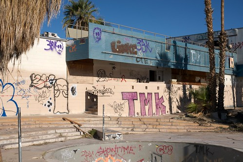 Abandoned Yacht Club