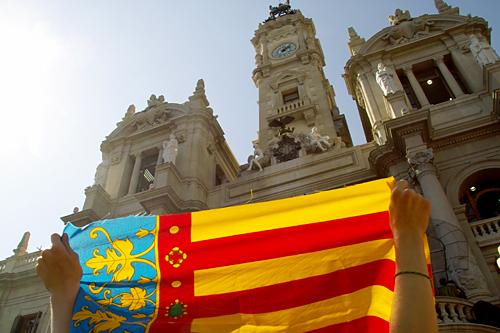 Flag-Valencia