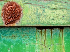 Sunrise, Sunset (rickhanger) Tags: sunset sun abstract green metal start sunrise rust weld soe sweep fiddlerontheroof bej abigfave platinumphoto aplusphoto flickrdiamond theunforgettablepictures colourartaward theperfectphotographer rickhanger
