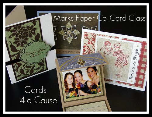 Marks Card Class