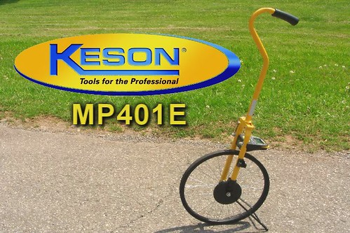 Keson 401E Electronic Measuring Wheel