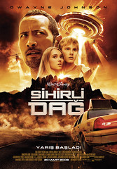 Sihirli Dağ / Race To Witch Mountain (2009)