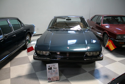 Maserati 1971 Quattroporte Frua Prototipo