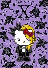 不務正業的Kitty - X Japan