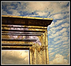 The gate to heaven (Fishy's) Tags: israel gate synagogue  meron