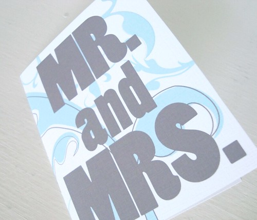 Mr and Mrs // Wedding Card, MR Wedding Invitations, Wedding Invitations ideas, Wedding Invitation samples, wedding invitations gallery, wedding invitation, flowers, photos