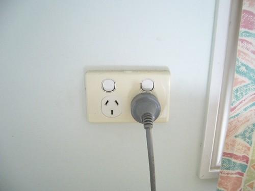 オーストラリアの電源